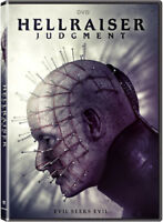 Hellraiser Judgement [New DVD] Ac-3/Dolby Digital, Dolby, Subtitled, Widescree