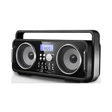 Groov-e gvsp480 RICARICABILE FM / USB / SD MP3 Bluetooth Musica Sistema USB di ricarica