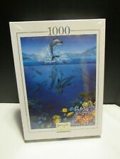 Jigsaw Puzzle Labradors 1000 Pcs Collection Animaux Jeux NATHAN 1995 France