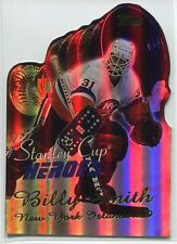 2003-04 Topps Stanley Cup Heroes BS Billy Smith