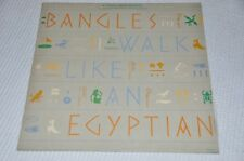 "Bangles - Walk like an Egyptian - 80er - 12"" Maxi Single Vinyl Schallplatte LP"