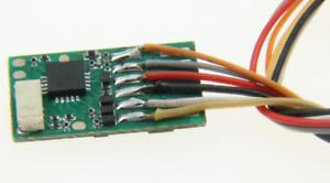 Uhlenbrock 73300 - Decoder Spur N-TT mit Kabelanschluss Neuware