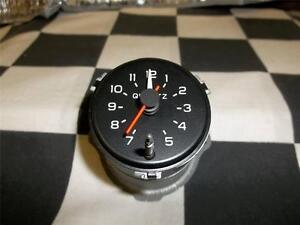 1980 Pontiac Firebird Clock