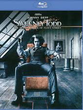 Sweeney Todd: The Demon Barber of Fleet Street (Blu-ray Disc) - **DISC ONLY**