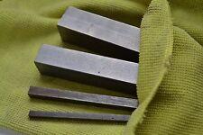 KEY STEEL KEYWAY SQUARE BAR 300MM 7MM 7 MM X1 BS4235 7x7