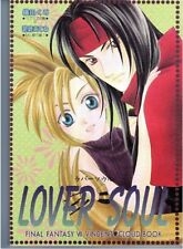 Final Fantasy 7 VII doujinshi Vincent x Cloud Lover Sou