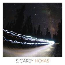 "S. (Sean) Carey Hoyas 12"" Vinyl LP Record bon iver member! downtempo electro NEW"