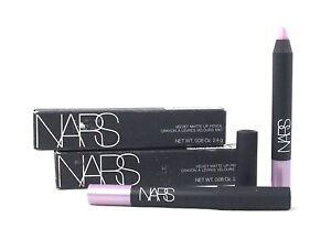 Lot Of 2 Nars Velvet  Matte Lip Pencil ~ Tender Night ~ .08 oz ( 2 ) ~ BNIB