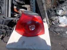 VOLKSWAGEN GOLF MK5 2005 NS PASSENGER SIDE REAR LIGHT 1K6945095G