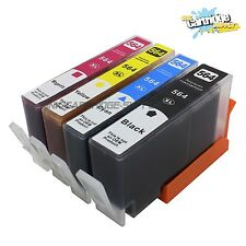 4PK New 564XL Ink Cartridge for HP Photosmart 6510 6520 7510 7520 5520