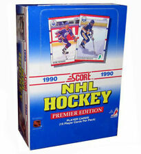 1990 SCORE NHL Hockey Premier Edition Player Cards as Is C23