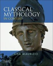 Classical Mythology in Context - Paperback