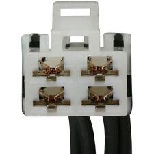 HVAC Blower Motor Resistor Connector Rear Wells 2062