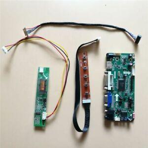 For b141xg03 v2 LCD Controller board Driver Board Kit LCD LVDS HDMI+DVI+VGA