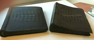 EMPTY ANTIQUE POSTCARD ALBUMS-LOT OF 2~FREE PRIORITY SHIPPING!
