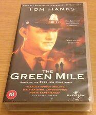 THE GREEN MILE Tom Hanks Video (VHS) Stephen King