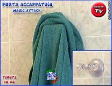 PORTA ACCAPPATOIO SINGOLO Accessori Bagno a Ventosa