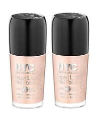 Lot of  2 NYC New York Color Expert Last Nail Polish, 165 Carried Away