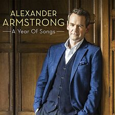 Alexander Armstrong - A Year Of Songs [CD]