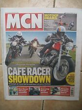 Motor Cycle News, 12 issues, 2nd October 2013 to 18th December 2013. Complete.