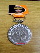 Harley-Davidson® Schlüsselanhänger Key Fob Key chain Willie G Scull PC4340