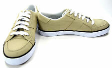 Polo Ralph Lauren Shoes Harold Canvas Khaki Tan Sneakers Size 12