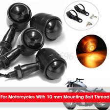 4x Motorcycle Turn Signal Blinker Light Lamp Indicator Bulb for Honda Cafe Racer
