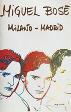 CASSETTA - Miguel Bosé – Milano - Madrid  1983 - NUOVA SIGILLATA