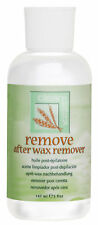 Clean + Easy Remove After Wax Remover 5 oz., Clean roller heads and waxing spa.