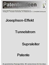 Josephson-Effekt, Tunnelstrom, Supraleiter ca. 3000 S.