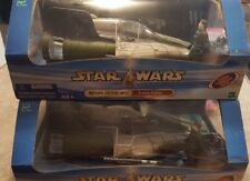 STAR WARS sealed LOT OF 2 A-WING FIGHTERS WITH PILOT RETURN OF THE JEDI ROTJ HOT
