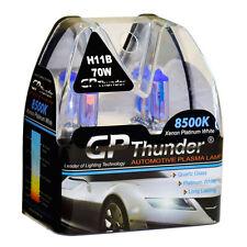 GP Thunder 8500K H11B Xenon Light Bulbs Pair 70W for Hyundai Santa Fe 2010~12