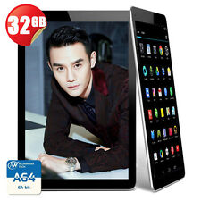 "32GB 10"" Inch Capacitive Android 5.1 A64 Tablet PC QUAD Core Bluetooth WIFI HDMI"