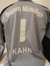 FC Bayern München Trikot 2002/03 adidas langarm Rarität L Torwart TW GK jersey