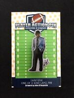 Dallas Cowboys Tom Laundry lapel pin-Classic Collectible-#1 Best Seller for caps