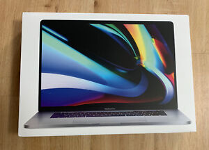 "MacBook Pro 16"" ( 2,6GHz Intel i7 / 512GB SSD / 16GB RAM / RP 5300M ) Händler"