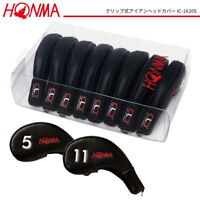 2018 HONMA GOLF JAPAN IC-1620S IRON HEADCOVER SET #5-11,SW (8 covers)