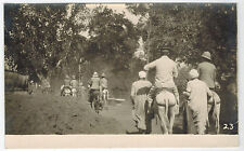 RPhC, Riding in the Park, Soudan/Sudan, Africa, 1910s