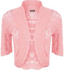 Magliette da donna rosa in cotone taglia 42