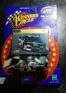 Winner's Circle Nascar 2000 Dale Earnhardt Chevrolet Monte Carlo #3 - Many Cars