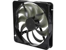 140mm Computer Case Cooling Fan LP4 Adapter Silent Smoke Rosewill