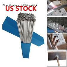 20/50pcs Universal low temperature rods welding wire cored flux aluminum rod Us