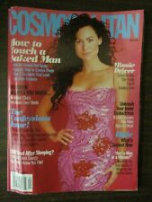 COSMOPOLITAN MAGAZINE APRIL 2000 MINNIE DRIVER  THE CONFESSIONS ISSUE RARE COSMO