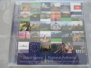 National Anthems of Member States of the European Union - Kucera - CD Neu NEW