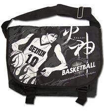 *License Bag* Kuroko no Basuke Basketball Kagami Taiga Messenger Backpack #11649