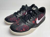 NIKE Kobe Bryant Mentality Black Sneakers Shoes 705387-600 US 5 YOUTH