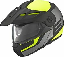 Schuberth E1 Guardian Jaune Casque Moto - Petit