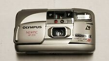 Olympus Newpic Af200 Advantix Point And Shoot Camera Japan Tested I2.1