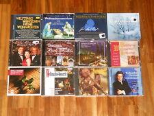 Weihnachten – Christmas – SAMMLUNG – 15 CDs – Klassik – Classical – BACH