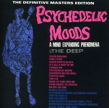 The Deep, Deep - Psychedelic Moods [New CD]
